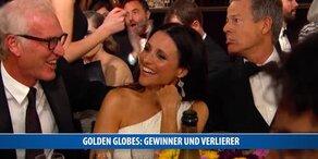 Golden Globes: Gewinner und Verlierer