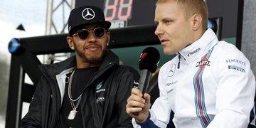 Giftpfeile für Bottas: Mercedes: Hamilton eröffnet Psychokrieg