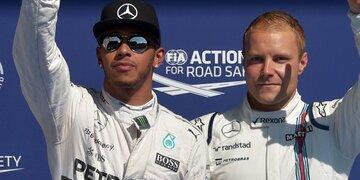Formel 1: Bottas: Das sagt er über Hamilton