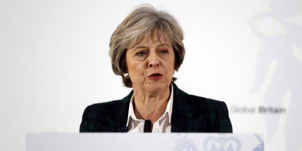 London wird Brexit am 29. März beantragen