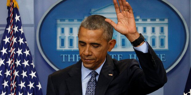 Obama wünscht zum Abschied
