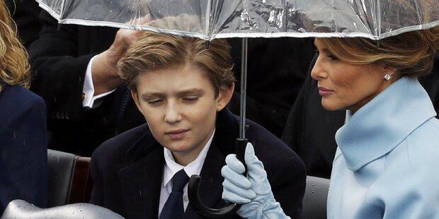 Trump-Sohn stiehlt seinem Vater erneut die Show