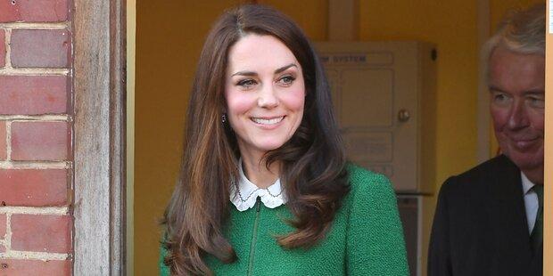 Kate: 24.000 Euro für Privatsphäre