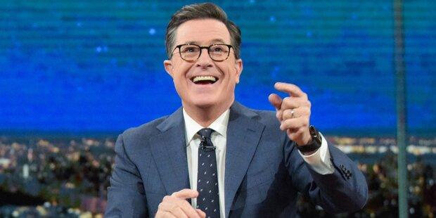 Stephen Colbert moderiert Emmys