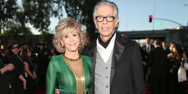 Jane Fonda wieder solo mit 79