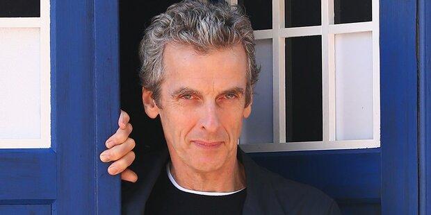 Peter Capaldi hört als