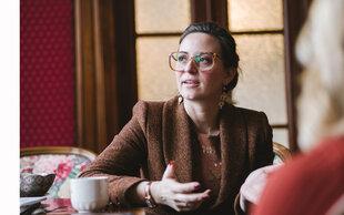 Im MADONNA-Talk: Lena Hoscheks neues Kapitel