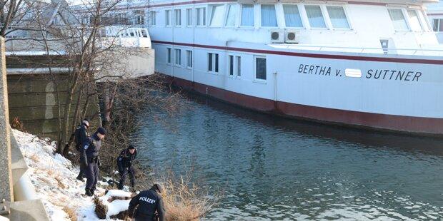 Terror-Alarm bei Wiener Schulschiff