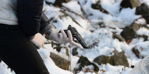 22 Tschetschenen verhaftet: Weitere Waffe gefunden