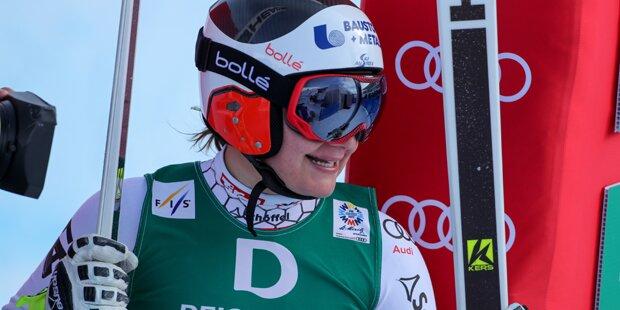 ÖSV-Lady Siebenhofer schießt gegen FIS
