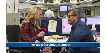 Wolfgang Ruiner im oe24.TV-Interview über das Ausscheiden der ÖSV Stars