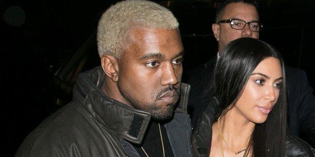 Kanye West trauert um Baby-Cousin