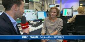 ÖSTERREICH Politik-Insiderin Isabelle Daniel über Oberhauser