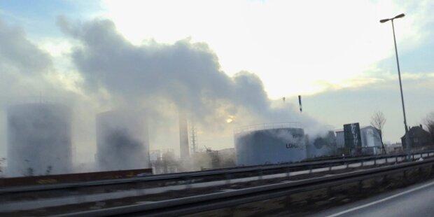 Chemieunfall! Säurewolke zieht über Ruhrgebiet
