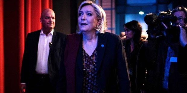 Ermittlungsverfahren gegen Büroleiterin von Le Pen