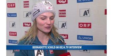 ÖSV-Damen im oe24.TV-Interview