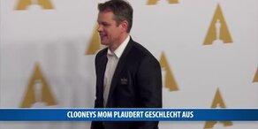 Clooneys Mom plaudert Geschlecht aus