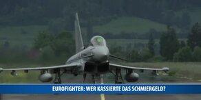 Die Eurofighter-Schmiergeldaffäre