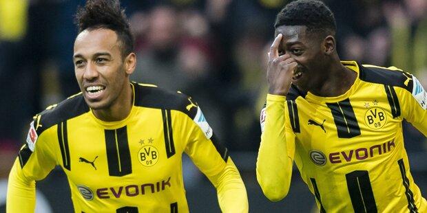 Dortmund: Heiße Gerüchte um Star