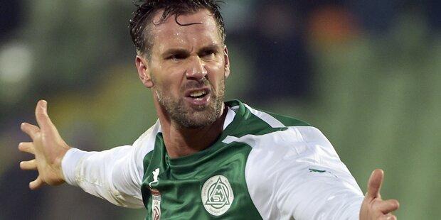 Major is back! Maierhofer köpft Mattersburg zum Sieg