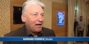 Reinhard Fendrich in der Stadthalle