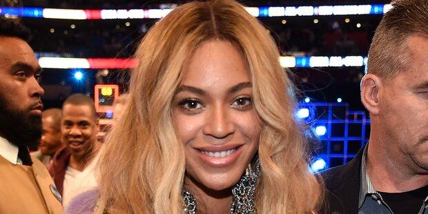 Beyonce-Twins: Endlich zu Hause