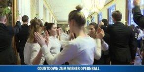 Countdown zum Wiener Opernball