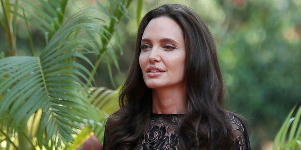 Jolie bricht ihr Schweigen