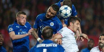 Champions League: Trotz Pleite: Leicester darf weiter hoffen