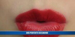 Der perfekte Kussmund