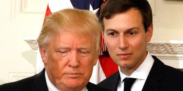 Sonderermittler prüft auch Geschäfte von Trump-Schwiegersohn
