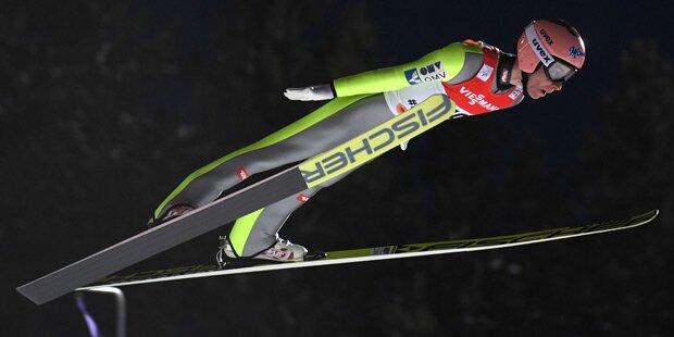 Gold! Stefan Kraft triumphiert in Lahti