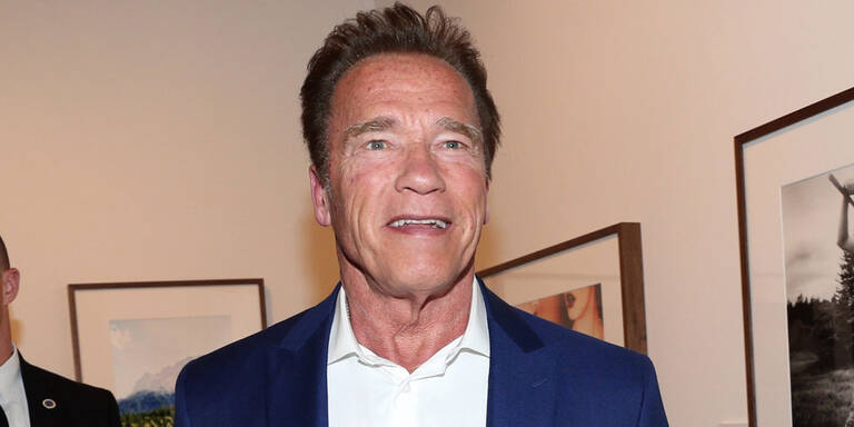 Schwarzenegger: Preis fürs Lebenswerk