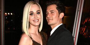 Orlando Bloom und Katy Perry wieder vereint