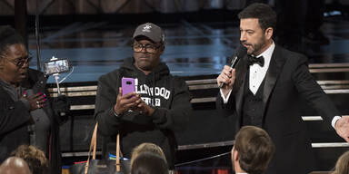 Gary from Chicago Oscars