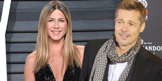 Clooney als Amor für Pitt: Liebes-Comeback mit Jen?