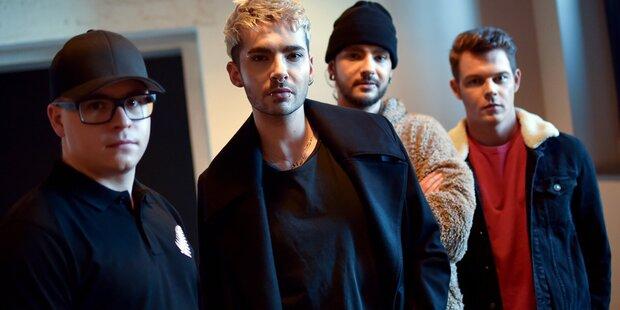 Tokio Hotel gaben Tourauftakt in London