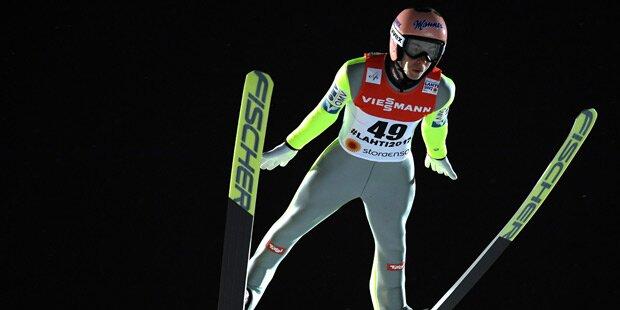 Kraft schreibt ÖSV Skisprung-Geschichte