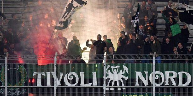 Erste Liga im totalen Chaos