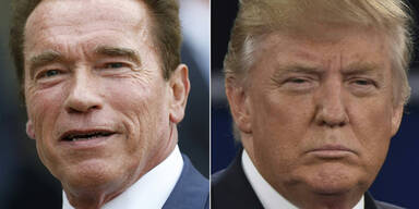 Schwarzenegger Trump