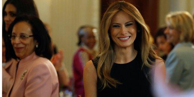 Melania Trump beliebt wie nie
