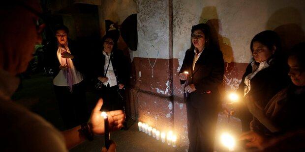Über 20 Tote nach Brand in Kinderheim