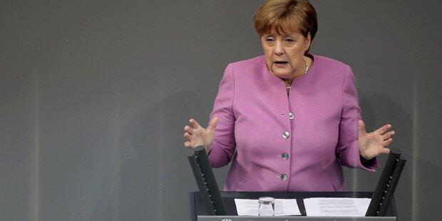 Merkel watscht Erdogan ab