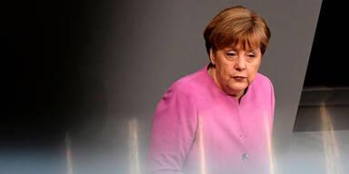 Neue Umfrage setzt Merkel unter Druck