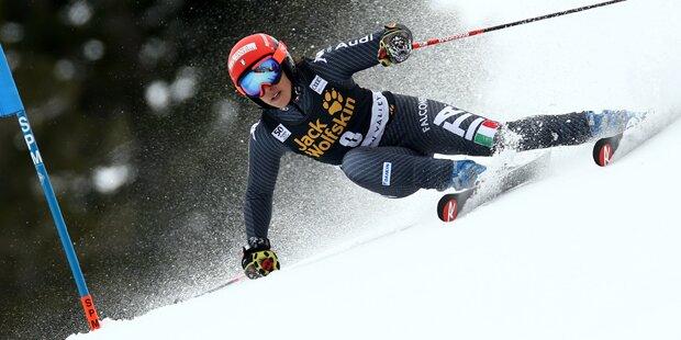 Brignone gewinnt RTL in Lienz