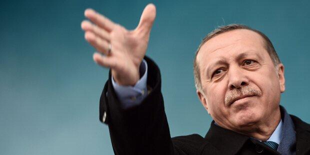 Erdogan soll deutsche Politiker ausspionieren lassen