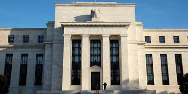 Fed US-Notenbank Federal Reserve