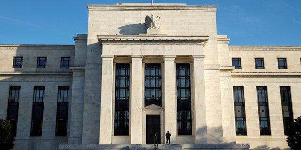 US-Notenbank Fed erhöht Leitzins um Viertelpunkt