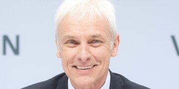 Bilanz: VW: Konzernchef darf sich über Gehalts-Plus freuen
