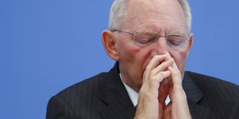 Sprengstoff-Paket an Schäuble kam aus Griechenland